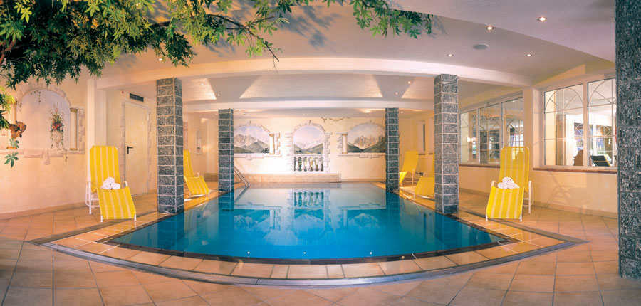 Bergjuwel Hotel, Neustift, Austria - Indoor pool.jpg